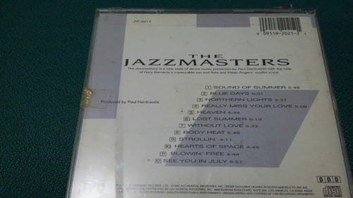 cd the jazz masters/1272