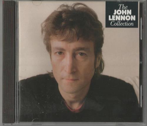 cd the john lennon collection (beatles) made usa , 19 tracks