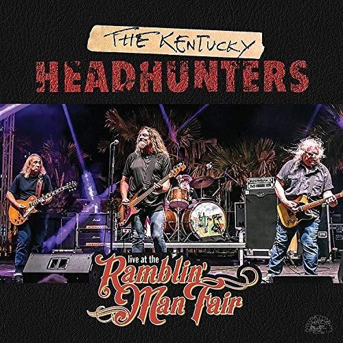 cd : the kentucky headhunters - live at the ramblin' man...