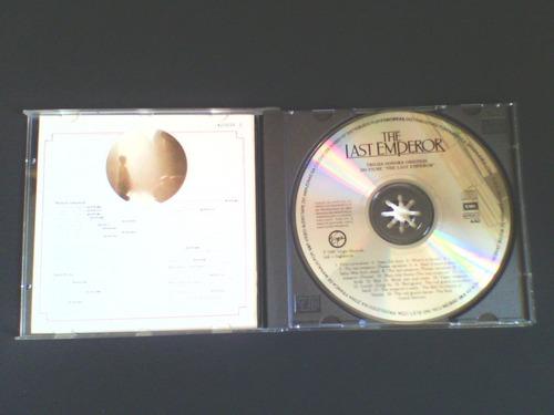 cd the last emperor
