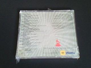 cd  the latin recording academy - the latin grammy
