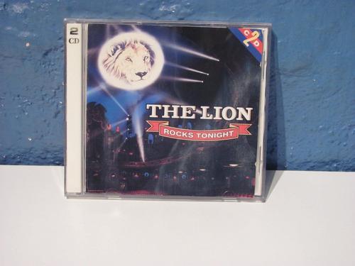cd / the lion ¿ rocks tonight
