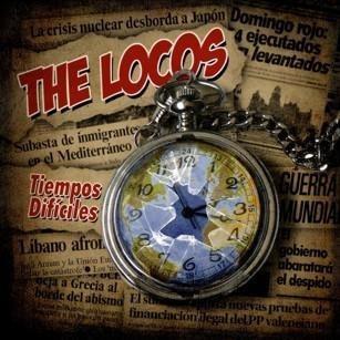 cd the locos - tiempos difíciles (2012)