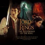 cd the lord of the rings: the fellowship of the ring soundtr