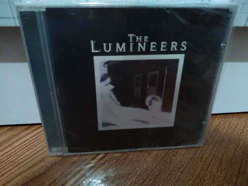 cd - the lumineers - the lumineers - lacrado