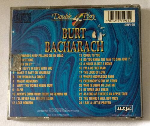 cd the magical music of burt bachrach (hbs)
