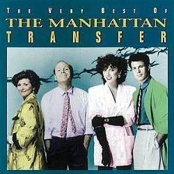 cd the manhattan transfer - very best of (usado/otimo)