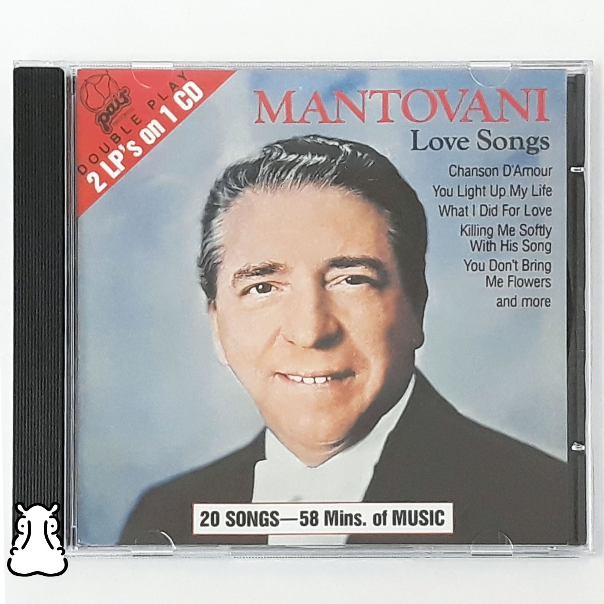 Hipmusic Cd The Mantovani Orchestra Love Songs Chanson D Amour R 25 00