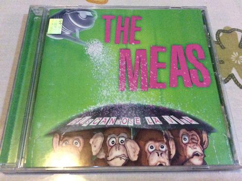 cd the meas buscando la vida la polla records punk españa