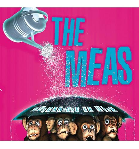 cd the meas - buscándose la vida (2012)