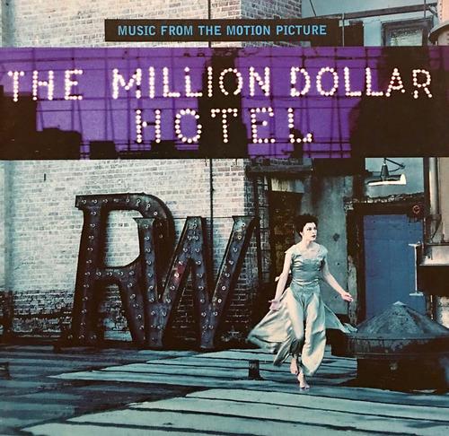 cd the million dollar hotel soundtrack brian eno m jovovich