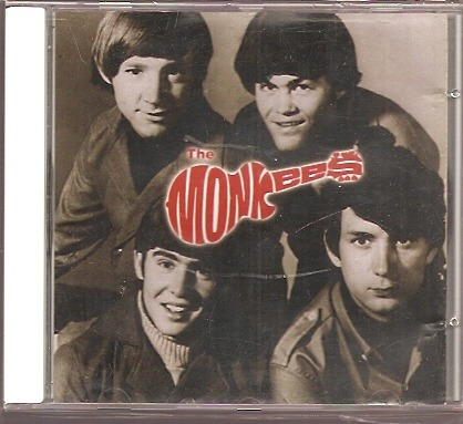 cd - the monkees - the best of