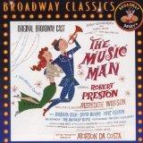 cd the music man (1957 original broadway cast) [angel reissu