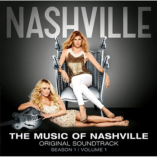 cd the music of nashville - season 1 , volume 1 (novo)