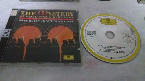 cd the mystery of santo domingo de silos - classicas
