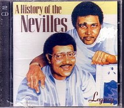 cd the neville brothers - a history of (novo-aberto)