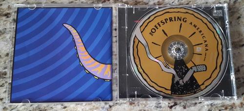 cd the offspring americana original