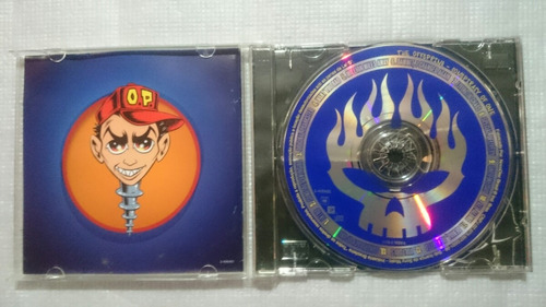 cd the offspring - conspiracy of one (zero)