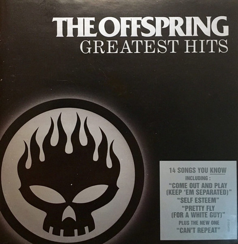 cd the offspring greatest hits