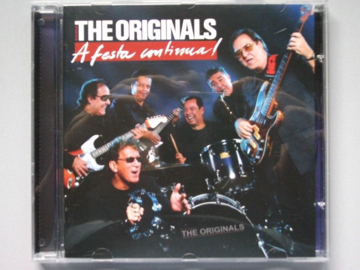cd the originals a festa continua