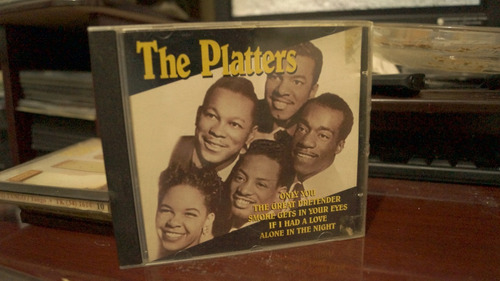 cd the platters
