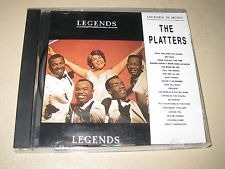 cd the platters - legends in music