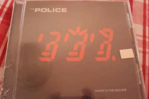 cd the police ghost in the machine (sting) nuevo sellado