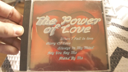 cd the power of love