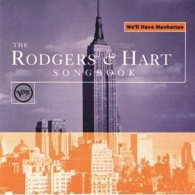 cd the rogers & hart songbook: we'll have manha