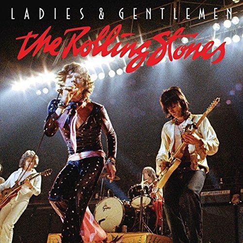 cd : the rolling stones - ladies & gentlemen (cd)