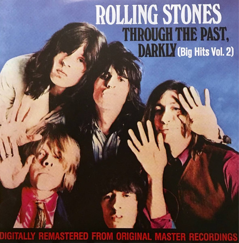 cd the rolling stones through the past darkly big hits 2