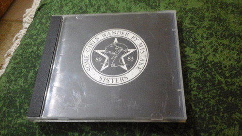cd-the sister of mercy-some girls wander by mistake-import