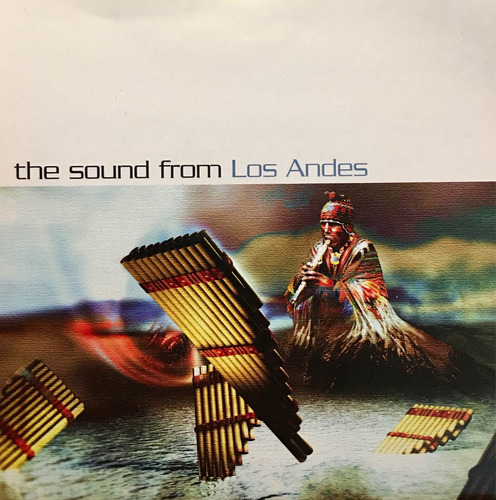 cd the sound from los andes