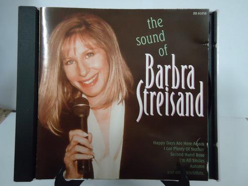 cd the sound of barbra streisand (esc 7)