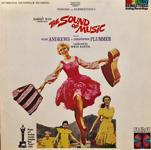 cd the sound of music soundtrack julie andrews c plummer