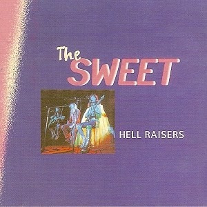 cd-the sweet-hell raisers-em otimo estado