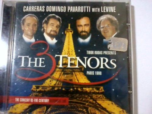 cd the tenors paris 1998