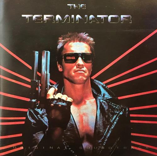 cd the terminator soundtrack - made in usa - jay ferguson