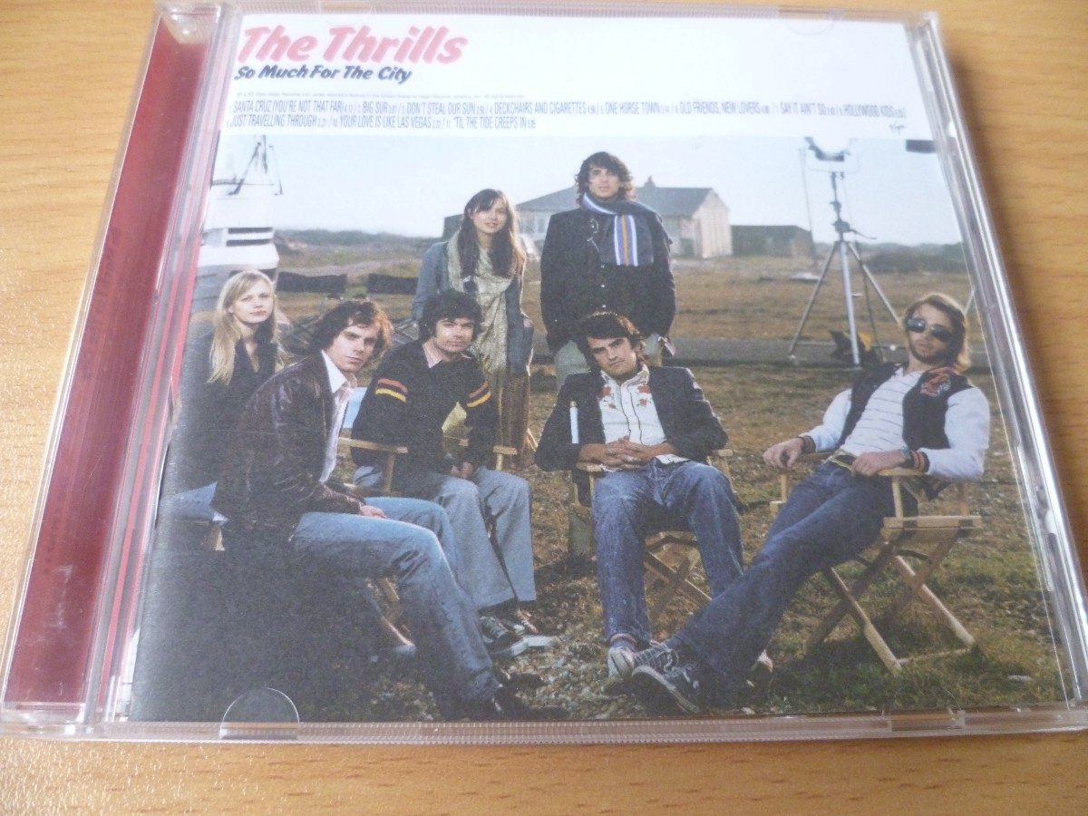 Cd The Thrills So Much For The City / Blur Snow (top Music)