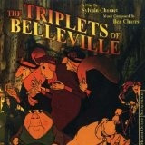 cd  the triplets of belleville by benoît charest and ben cha