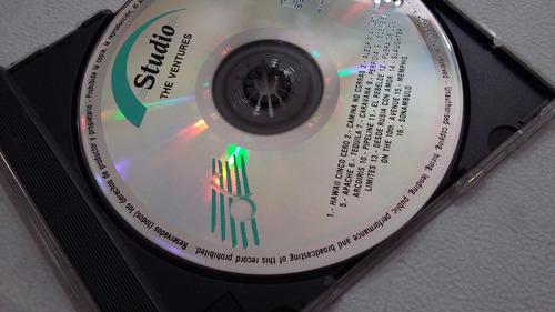 cd the ventures todos sus exitos de coleccion