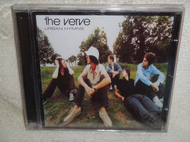 the verve cd