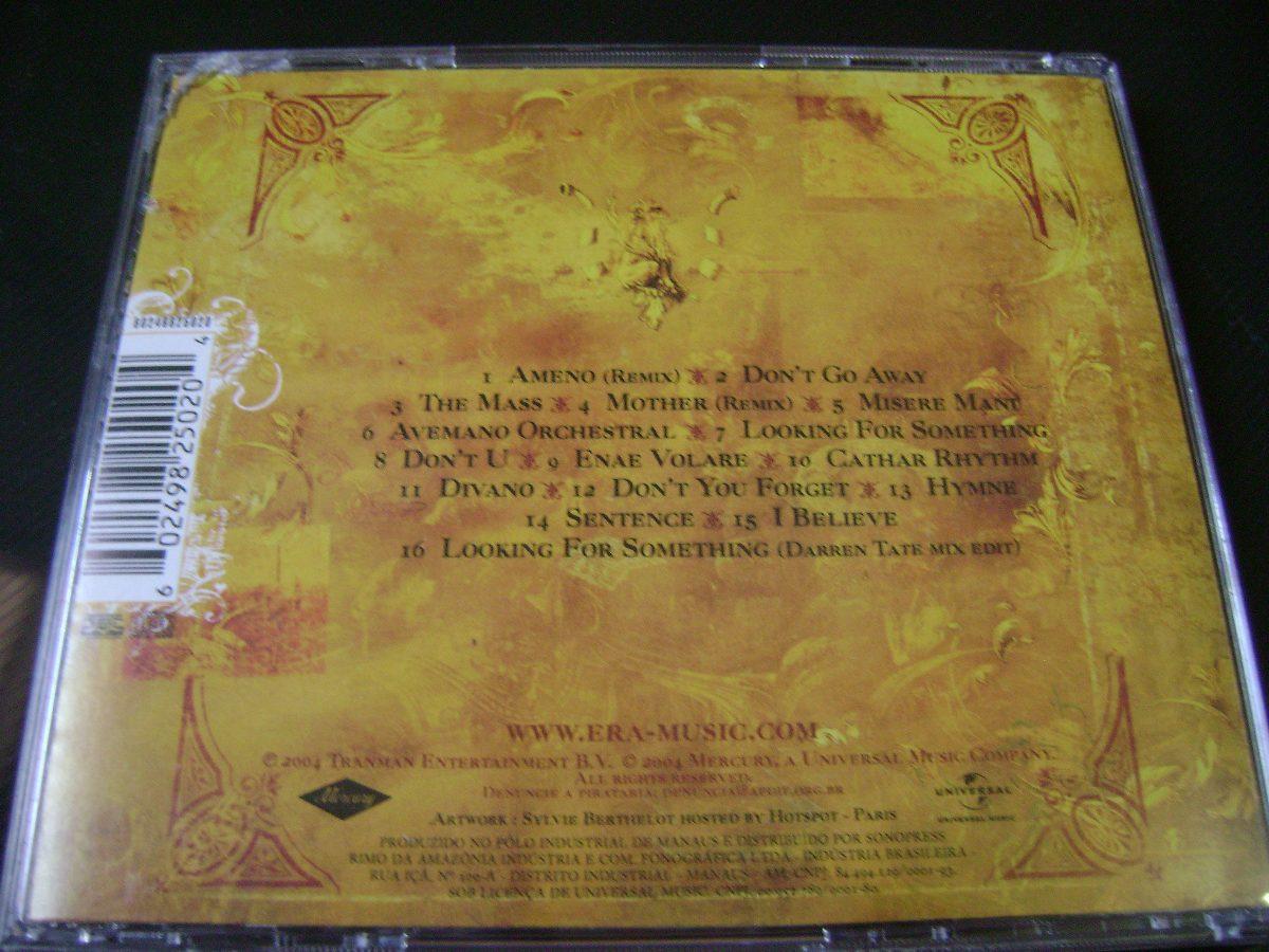 Cd the very best of era r 49 00 em mercado livre - Musica divano era ...