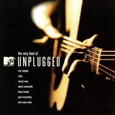 cd the very best of unplugged