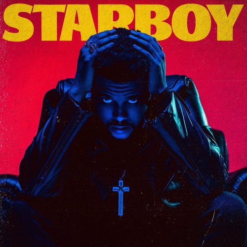 cd : the weeknd - starboy [explicit content]