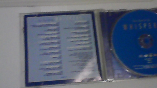 cd the whispers the best of