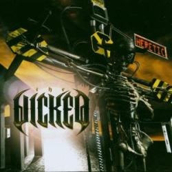 cd the wicked (black metal) - for theirs is the flesh