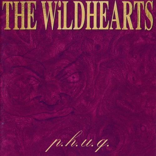 cd the wildhearts phuq - importado hard rock punk