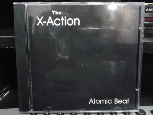 cd - the x - action - atomic beat