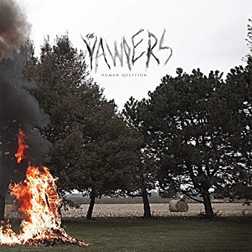 cd : the yawpers - human question (digipack packaging)